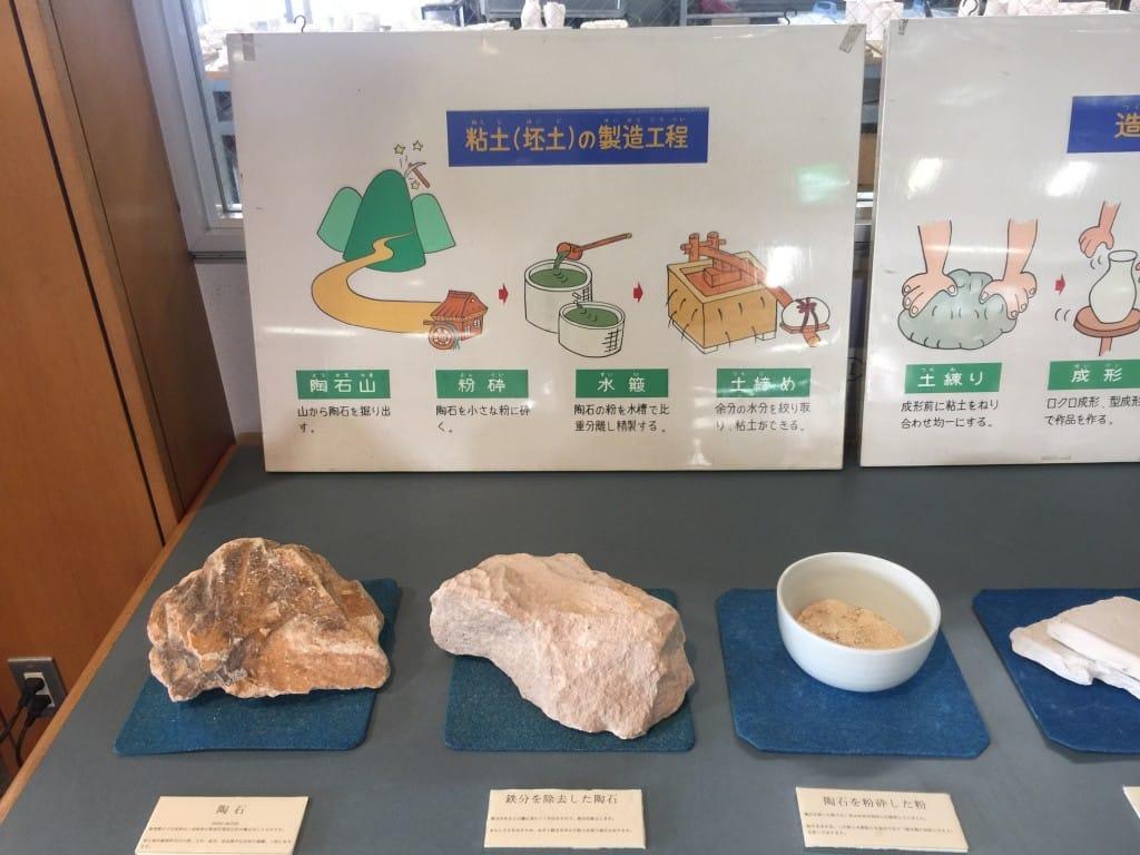 粘土の製造工程