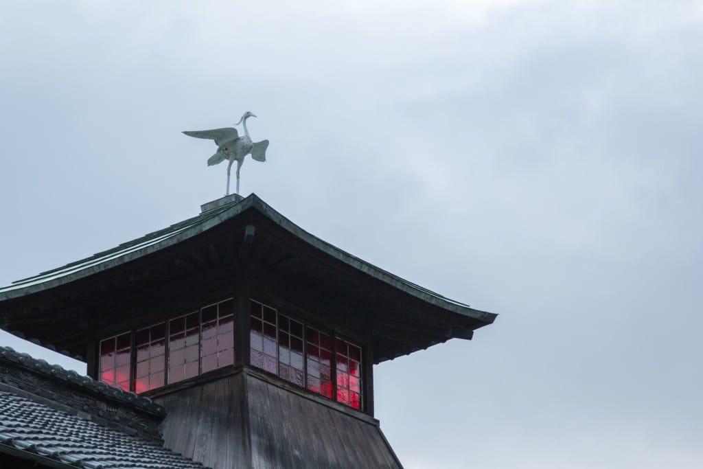 振鷺閣の写真
