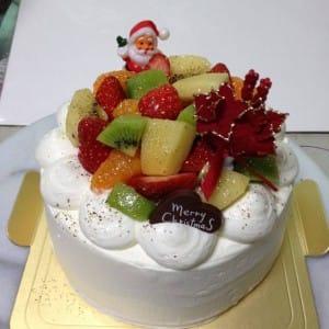 クリスマスケーキ①