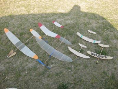 二宮忠八翁飛行記念大会 飛行機