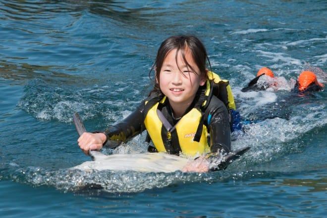 Swim-泳ぐプログラム①