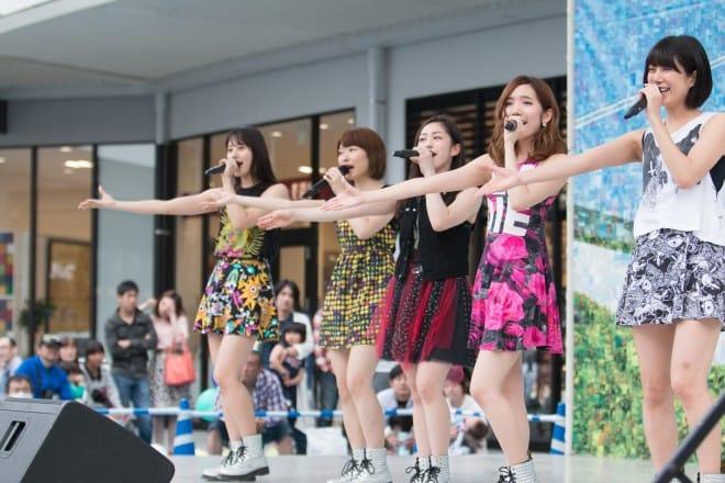 ひめキュンフルーツ缶ライブ3