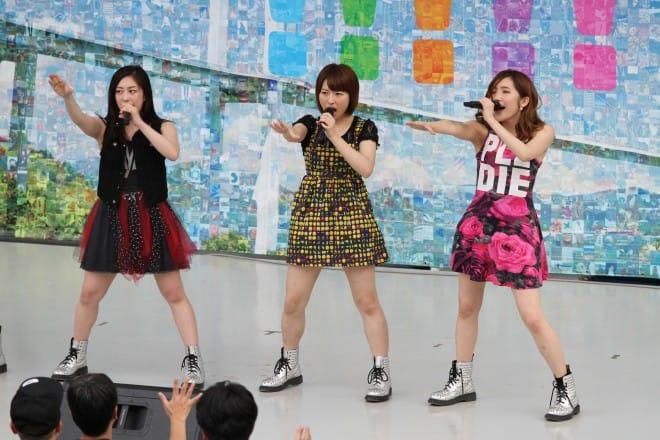 ひめキュンフルーツ缶ライブ4