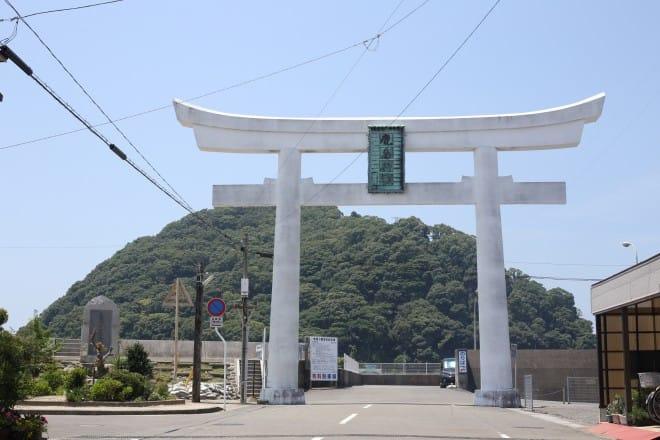 鹿島入り口