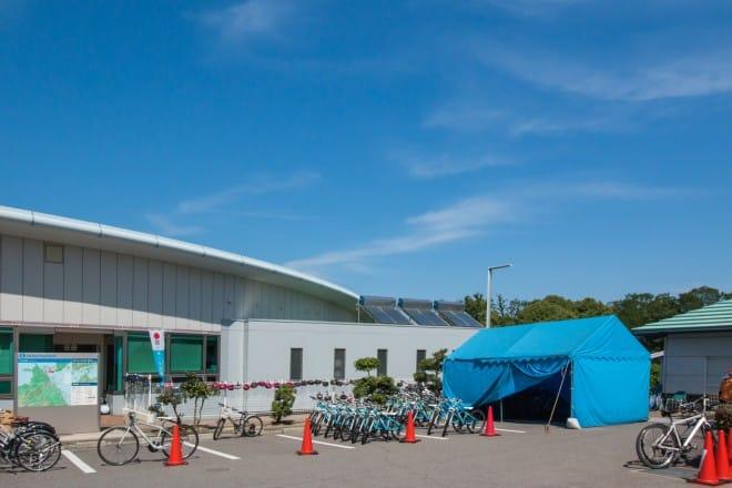 サンライズ糸山 自転車2
