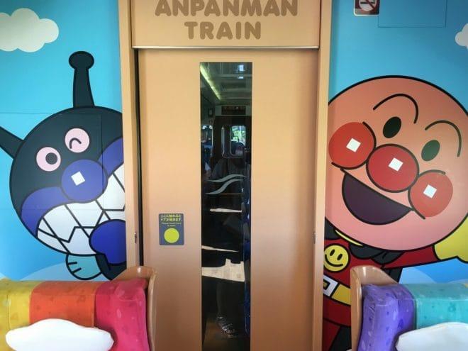 アンパンマンの世界観