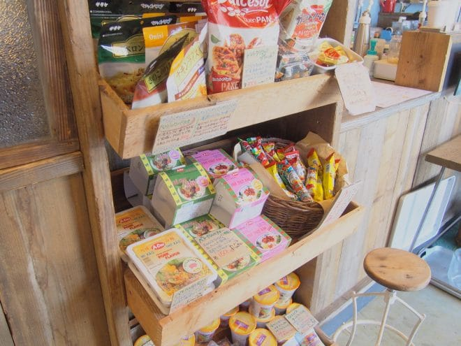 花屋コーヒー内観写真7
