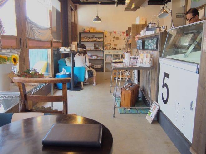 花屋コーヒー内観写真5