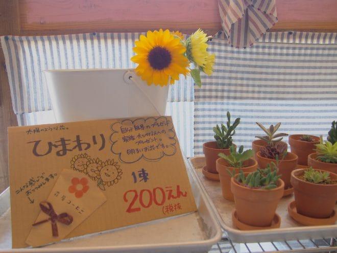 花屋コーヒー内観写真4
