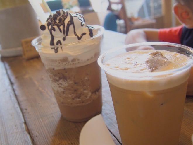 花屋コーヒー商品写真1