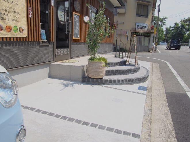 ぱんやさんRin駐車場2