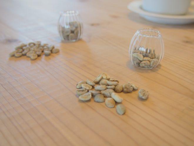 カフェジュードムジークコーヒー豆1