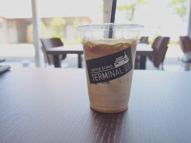 コーヒースタンド・ターミナル01コーヒー1