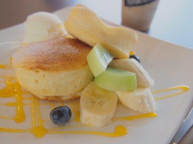 コーヒースタンド・ターミナル01パンケーキ