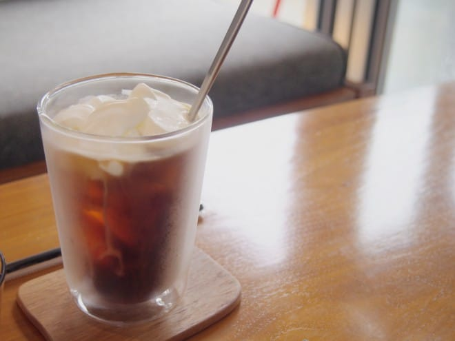 みんなのコーヒーウインナーコーヒー