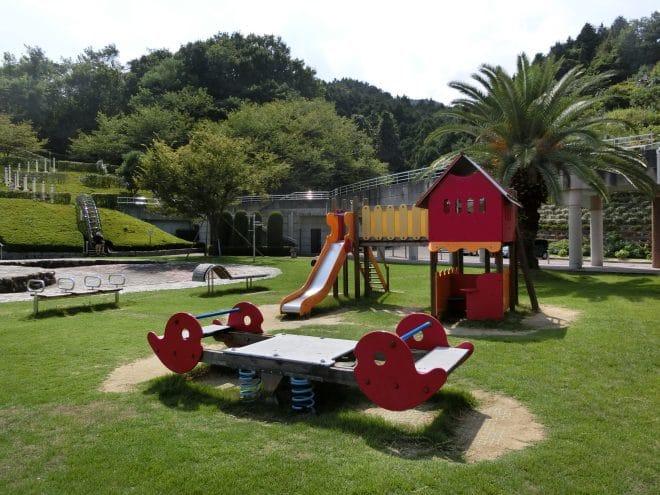 幼児遊具/朝倉緑のふるさと公園