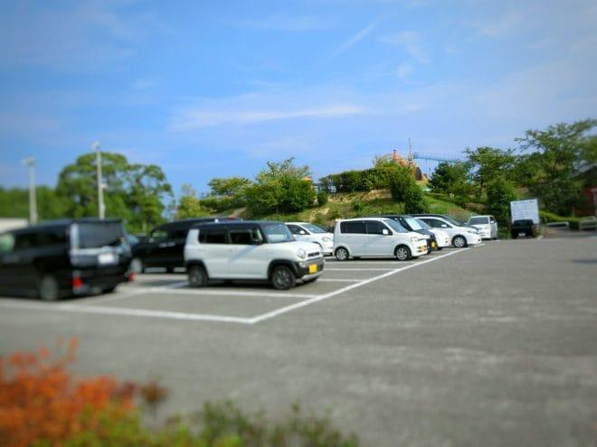 駐車場/波方公園