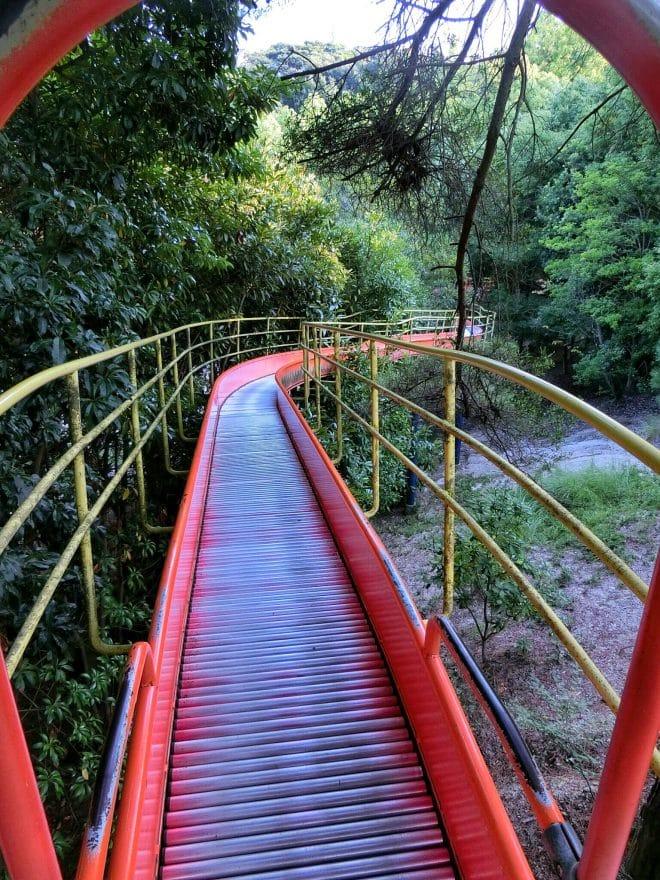 滑り台/市民の森公園