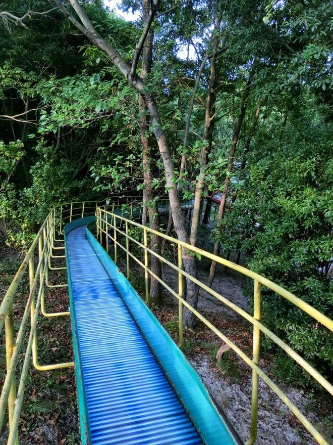 ローラー滑り台/市民の森公園