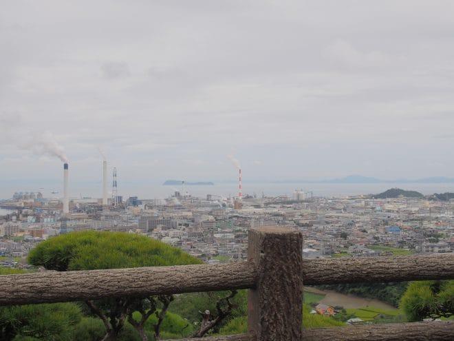 三島公園展望台1