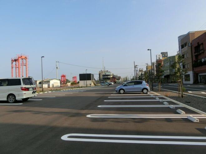 はーばりー第2駐車場