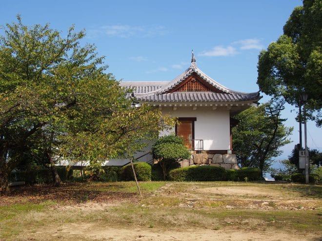 川之江城涼櫓1