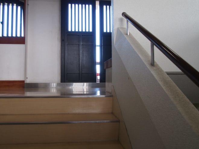 川之江城4階展望台