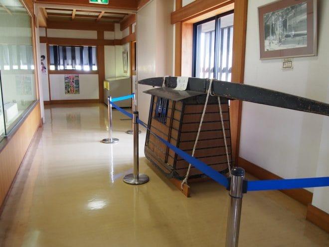 川之江城展示室1