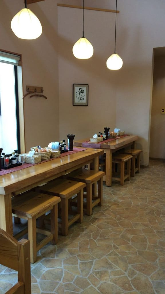 熊福食堂店内写真1