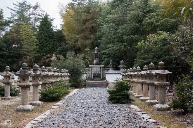 久松松平家の墓