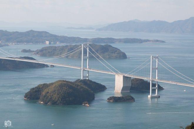 武士島と中渡島