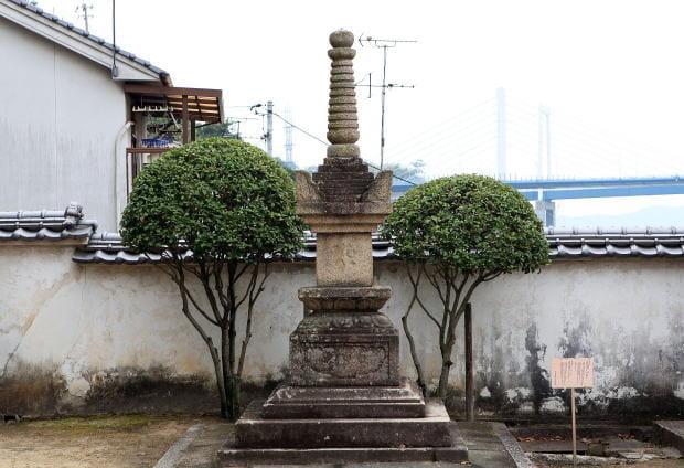 浄土寺宝篋印塔
