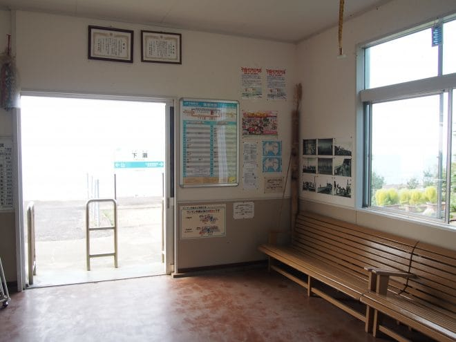 下灘駅_駅舎3