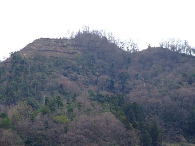 鳴滝山城跡