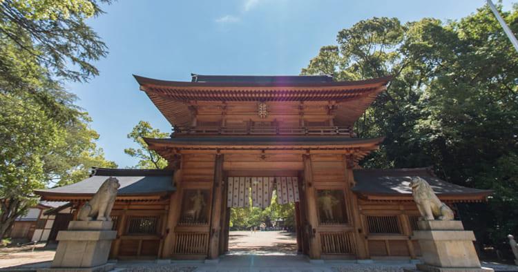 大山祇神社入口
