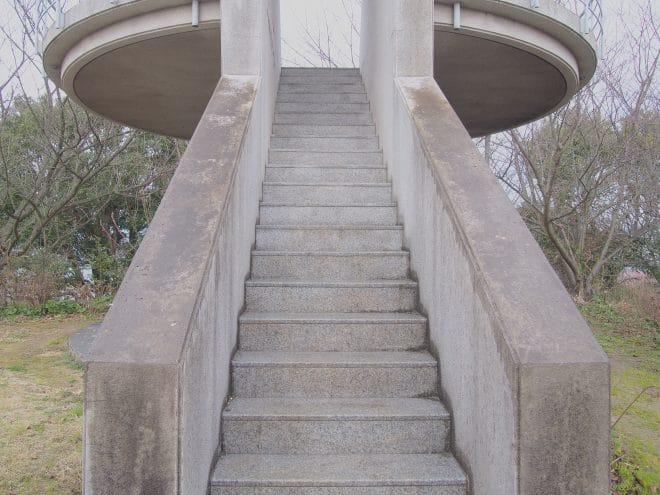 大角海浜公園展望台2