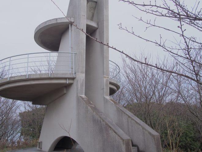 大角海浜公園展望台1