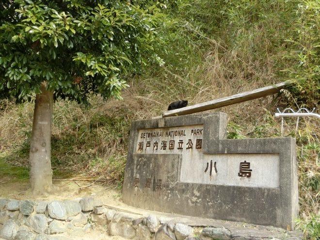 瀬戸内海国立公園小島