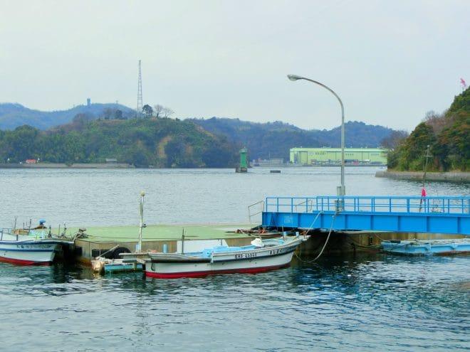 小島港桟橋