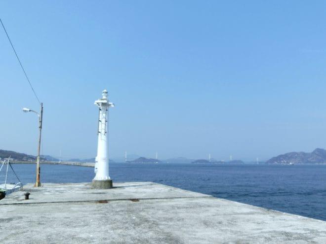 美保の灯台