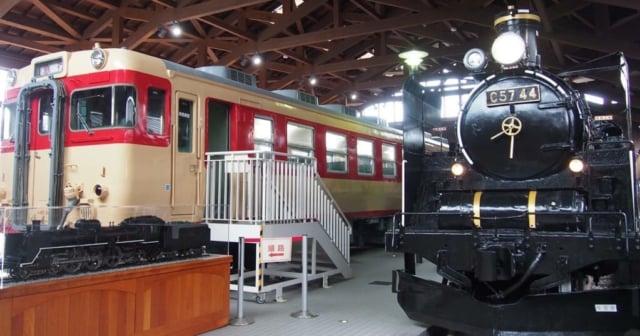 四国鉄道文化館内観写真16