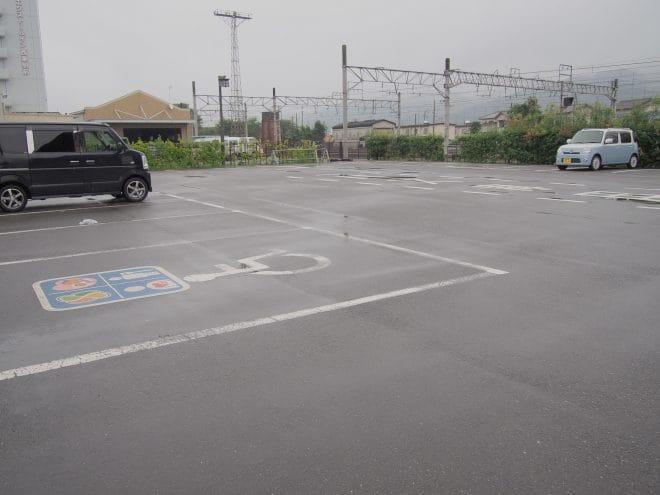 鉄道歴史パークinSAIJO駐車場1