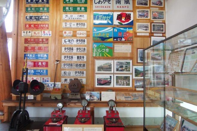 四国鉄道文化館内観写真10