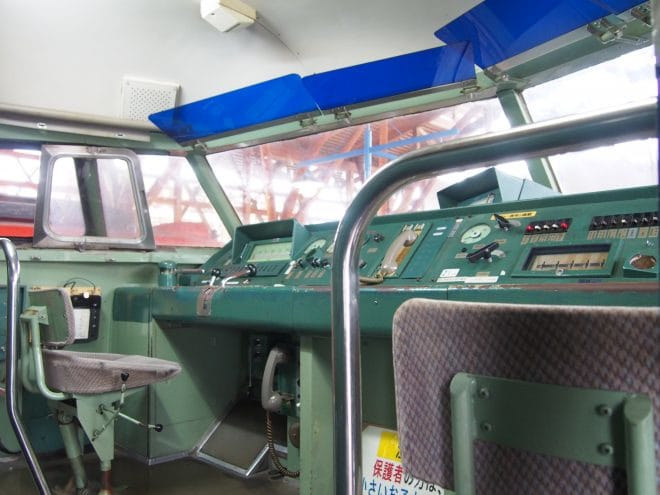 四国鉄道文化館内観写真6