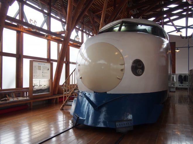 四国鉄道文化館内観写真2
