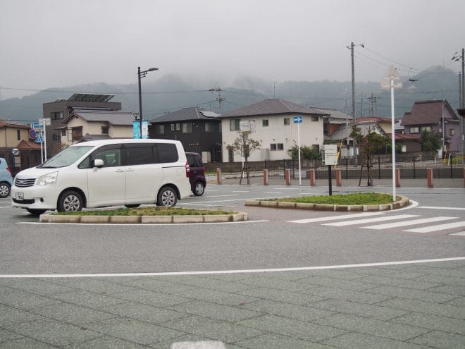 鉄道歴史パークinSAIJO駐車場2