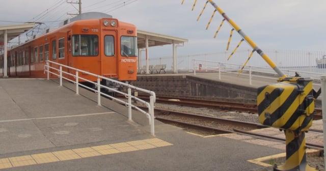 梅津寺駅アイキャッチ