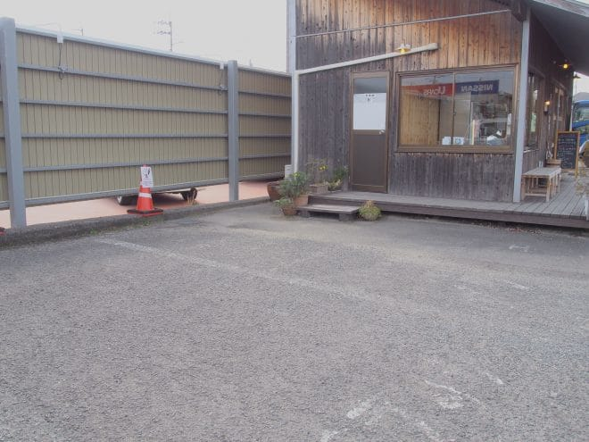 グラッシェ駐車場1