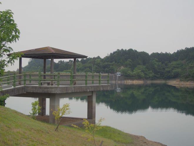 池田池公園出島2