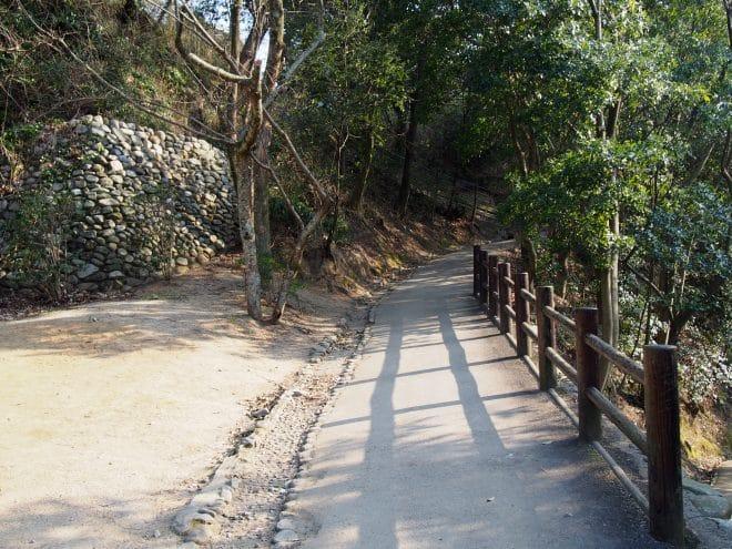 展望台までの歩道1
